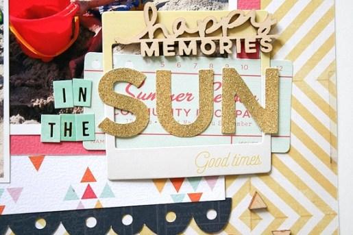 Happy Memories in the Sun-3