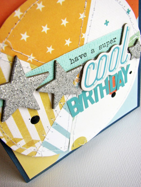 Have a super cool birthday card cl1