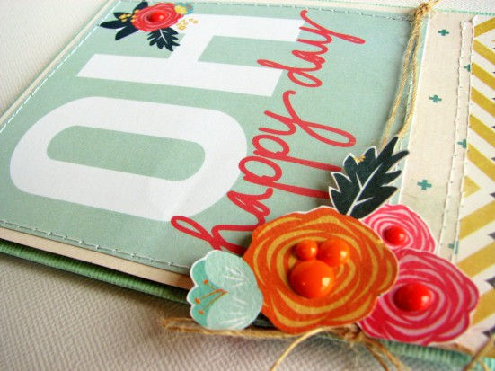 Oh Happy Day card cl1