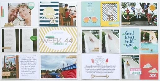 Week 44 & 45