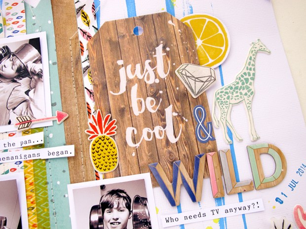 Kim Watson+Be Cool & Wild+HK07