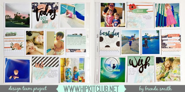 Brenda Smith for Hip Kit Club