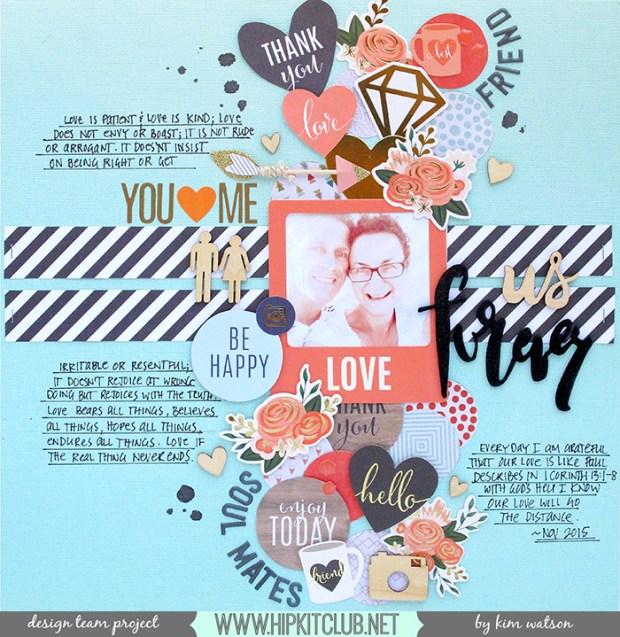 Kim Watson+Us Forever+HKC01