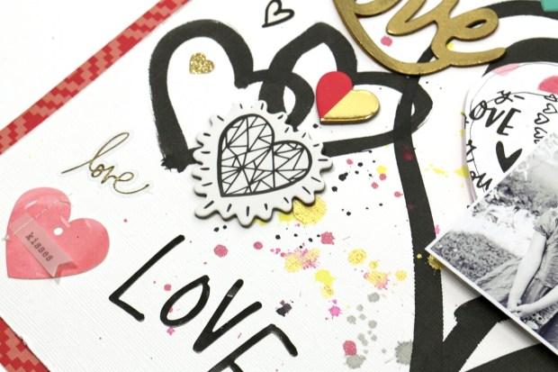 Christin Gronnslett - Love Love Love Hip Kit Club  05