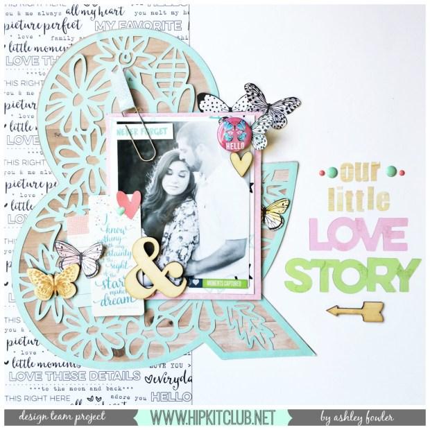 April 2016 HKC Love Story