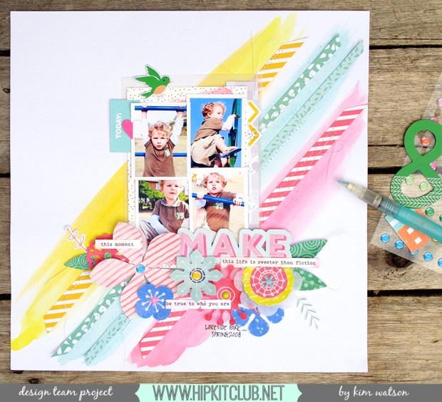 Kim Watson+Make this Life Sweet+HKC01