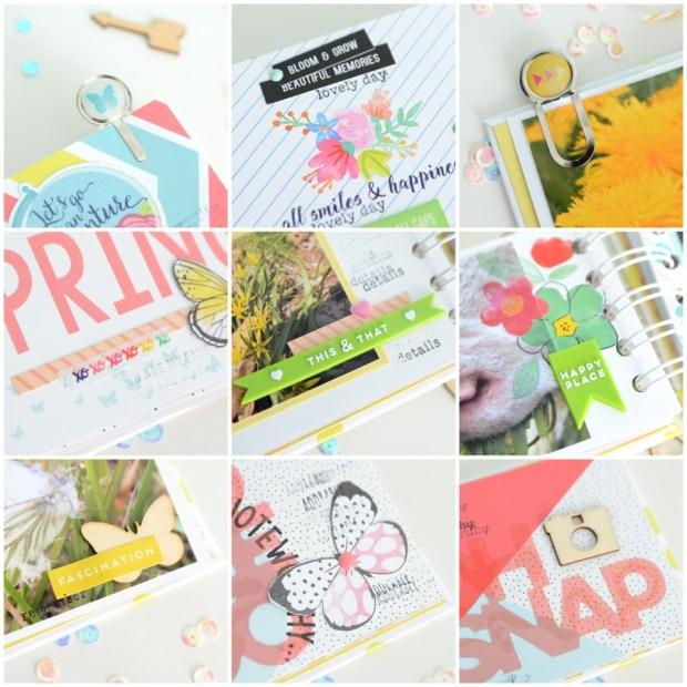 Mini album Love spring