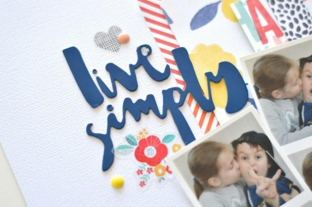 dear lizzy hello stickers