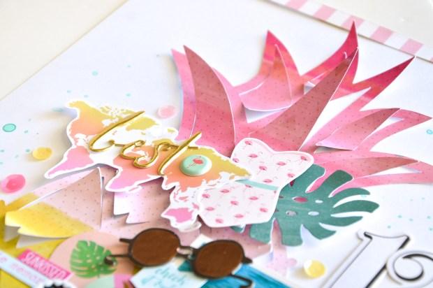 pineapple_scrapbook_layout_@floramfarkas