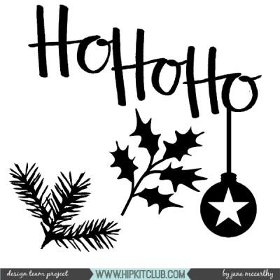 HKC 5th Dec HoHoHo&Holly