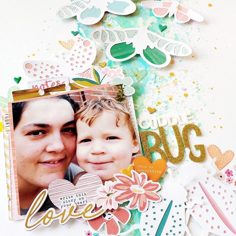 Cuddle Bug | Jana McCarthy