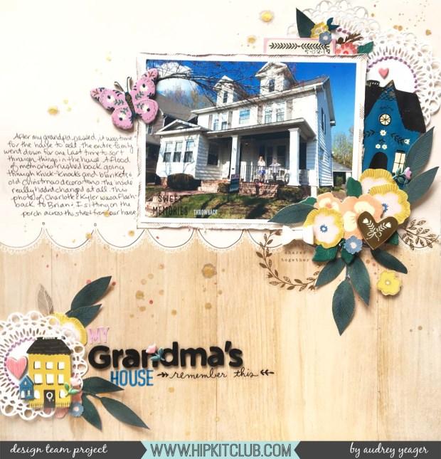 my grandmas house
