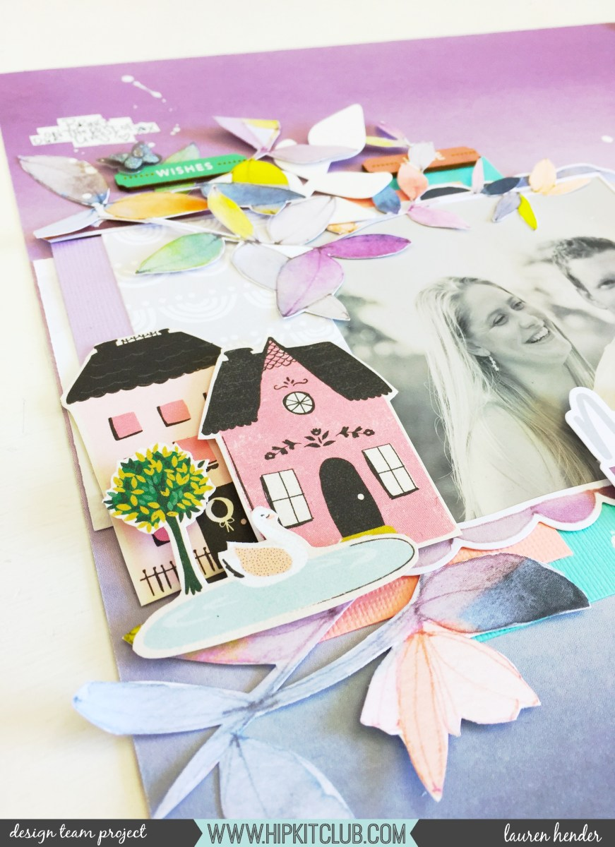 How to be inspired by a mood board | Lauren Hender