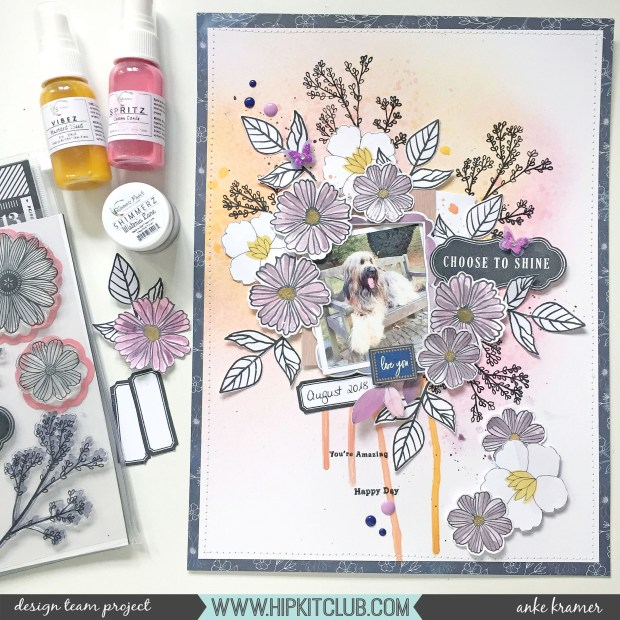 Anke Kramer - Hip Kit Septemberkit MMM Layout 1s