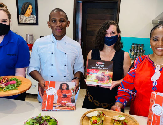 Quick and Easy Meals With Nomfundo