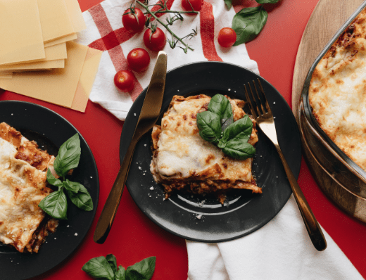 Quick And Easy Lasagne