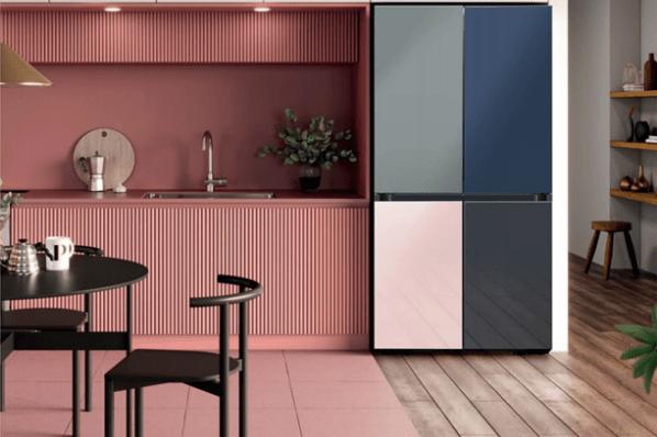Samsung Bespoke Refrigeration Designed By You For You