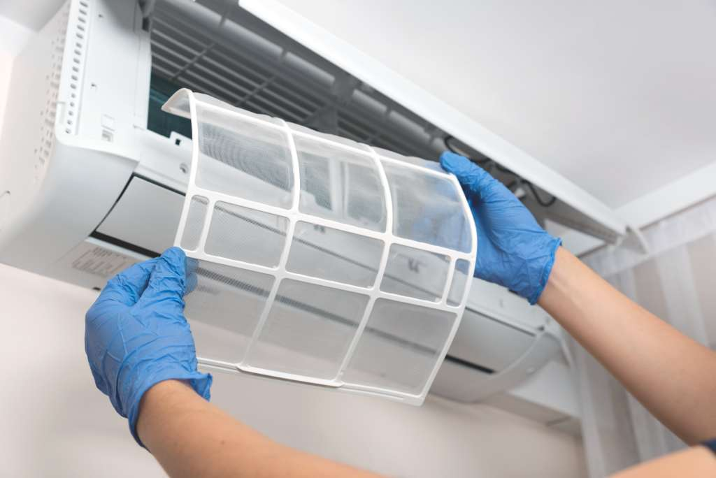 aircon sales and service from HIrsch's