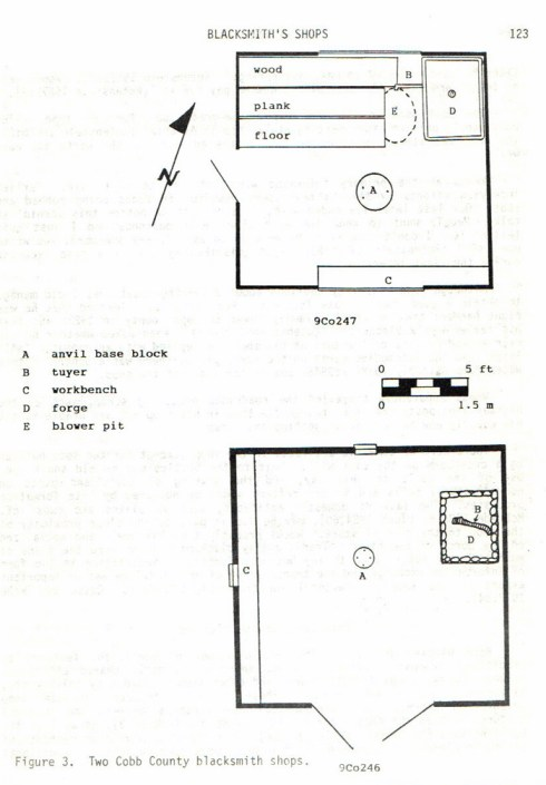 Page from the Tennessee Anthropologist, Vol. 12, No. 2 (Fall 1987).
