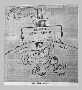 Decatur-Dekalb News, 1960.