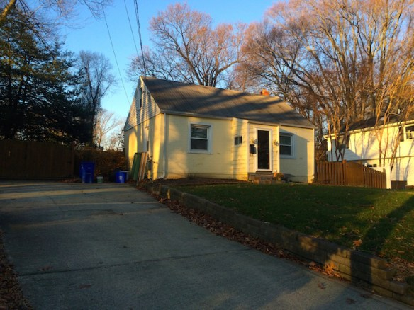 This 630-square-foot Northwood Park home built in 1949 would be a prime teardown candidate in Decatur, Ga.