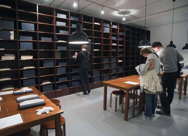"""Die """"Bibliothek der Alten"""""""