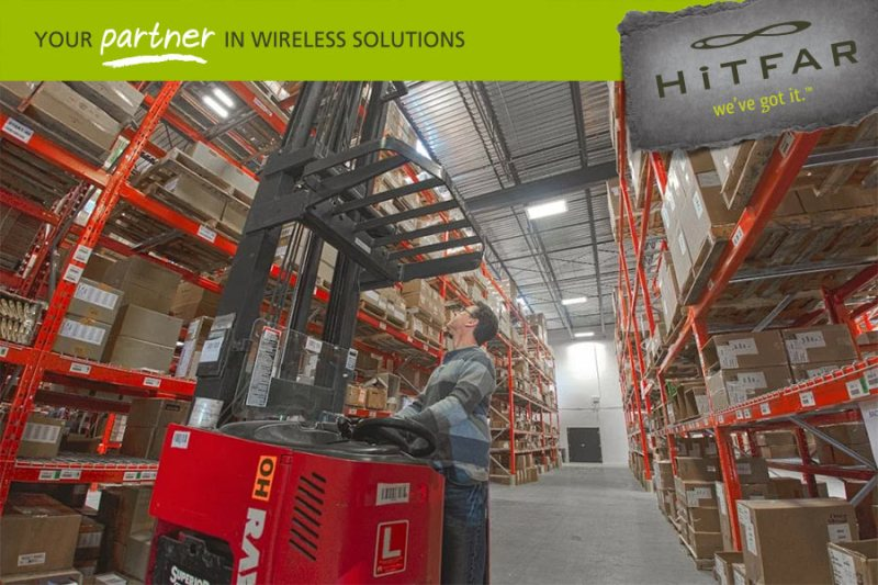 Hitfar warehouse, Burnaby, BC, Canada