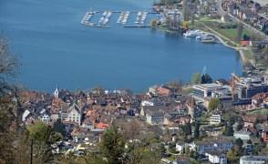 Stadt Zug, Schweiz