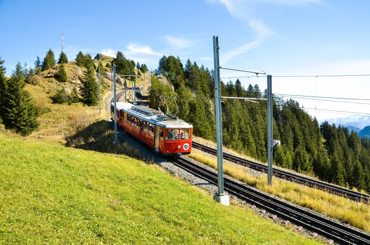 Rigi mountain railway