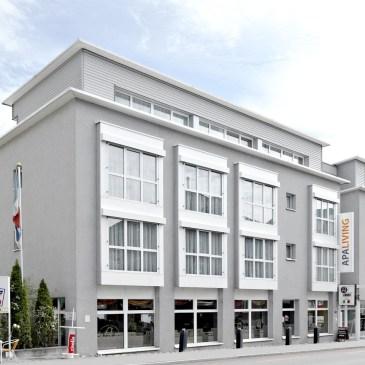 Gebäude HITrental Zugersee Apartments Aussenansicht