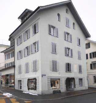 Fassade HITrental Zeughausse Apartments