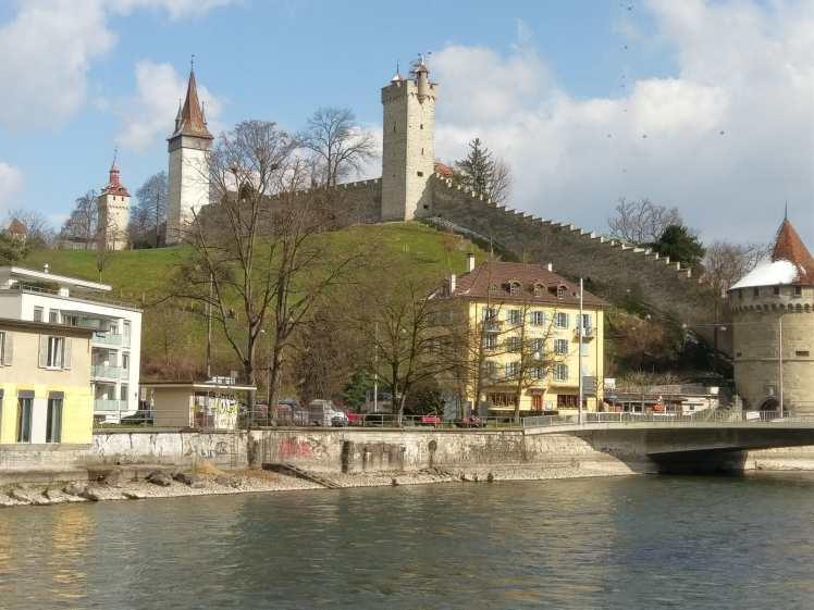Museggmauer in Luzern