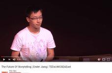 TEDx talk Singapore 360 vr