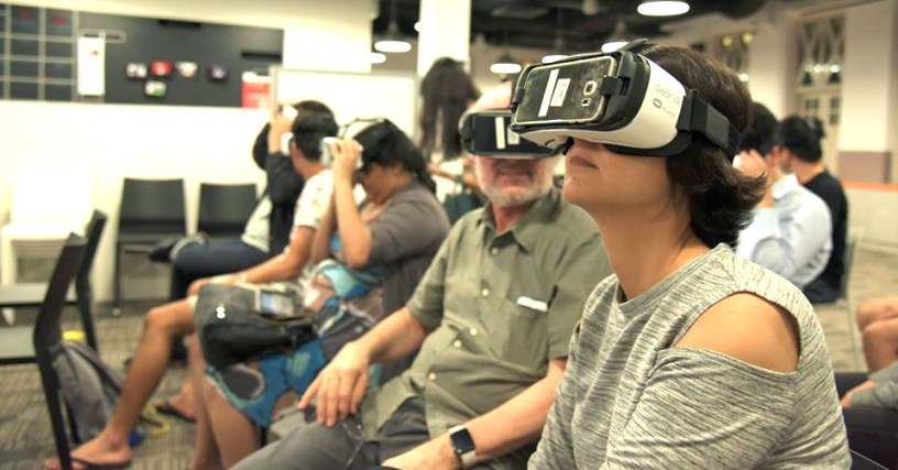 Singapore 360 VR filmmaking Colab meetup