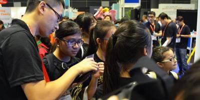 Singapore Public Service Festival 360 vr 1