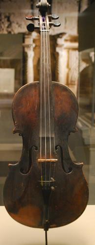 David Crockett's Fiddle