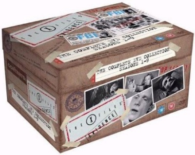 X Files Box Set