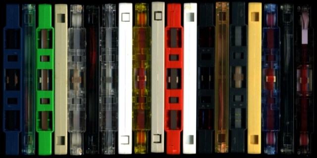 Colourful Cassettes