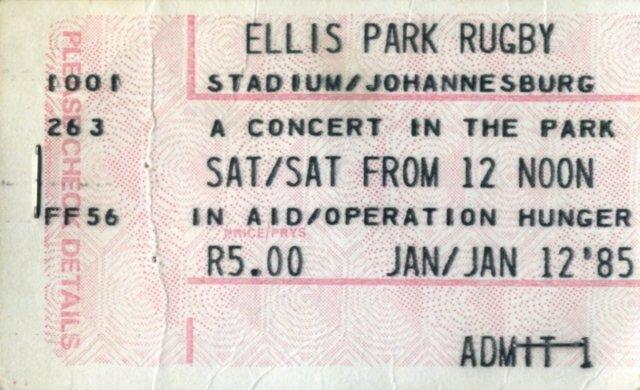 Ticket to jive