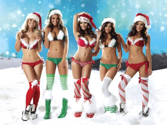 Christmas hotties for 2018