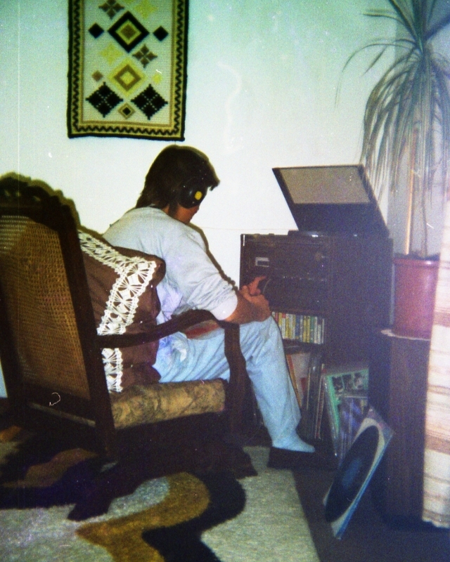 Home taping is killing music by making you spend your money on blanks (photo by unknown family member)