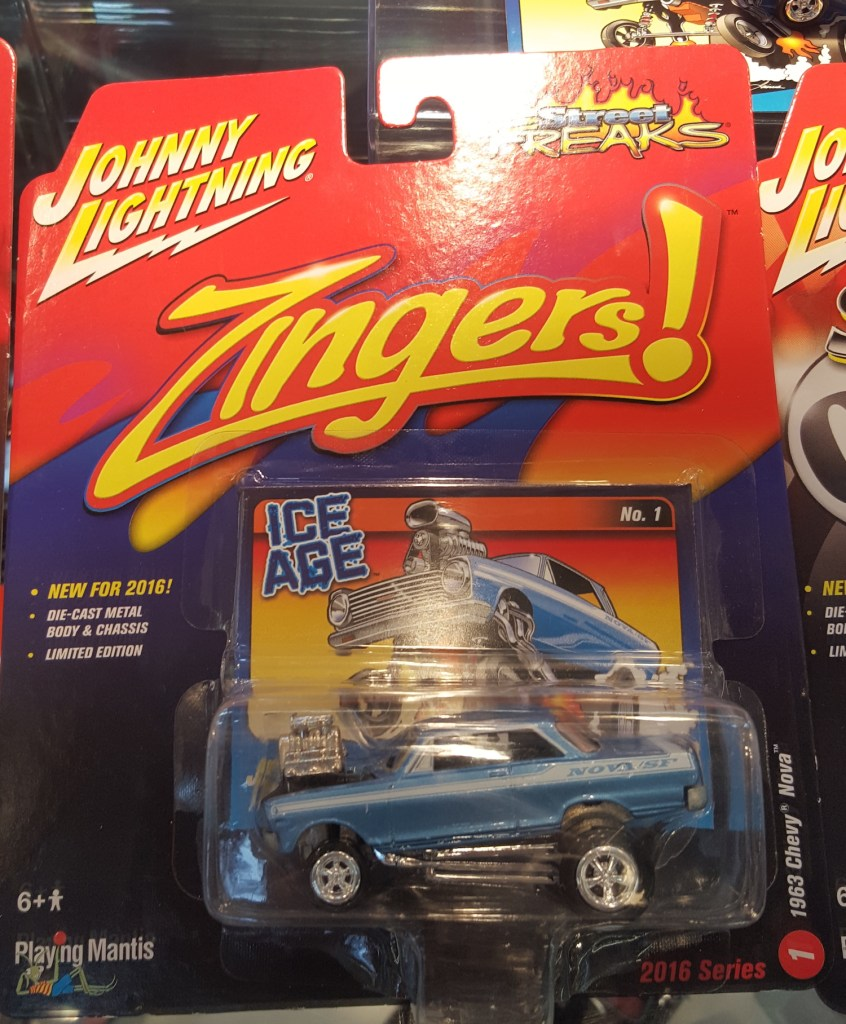 Johnny Lightning 1963 Nova