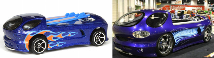 Ten Hot Wheels Models So Cool They Inspired Real Cars - Cool car models