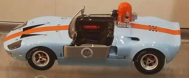 Schuco GT40 Test car