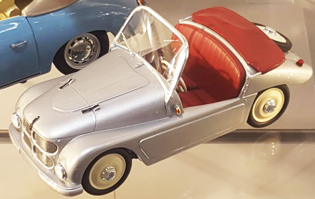 Schuco 1956 Kleinschnittger F125