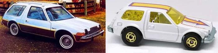 Hot Wheels AMC Packin Pacer