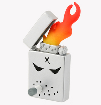 kidrobot howie lighter