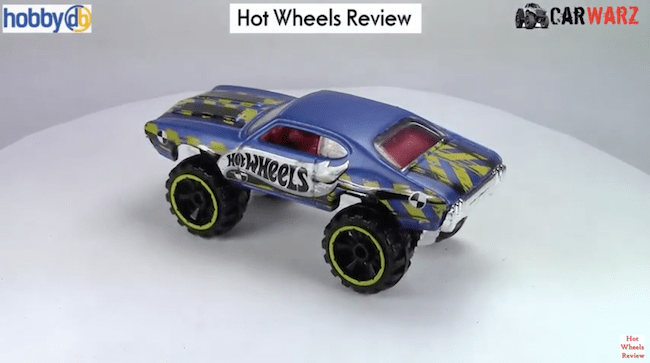Carwarz Hot Wheels Olds 442