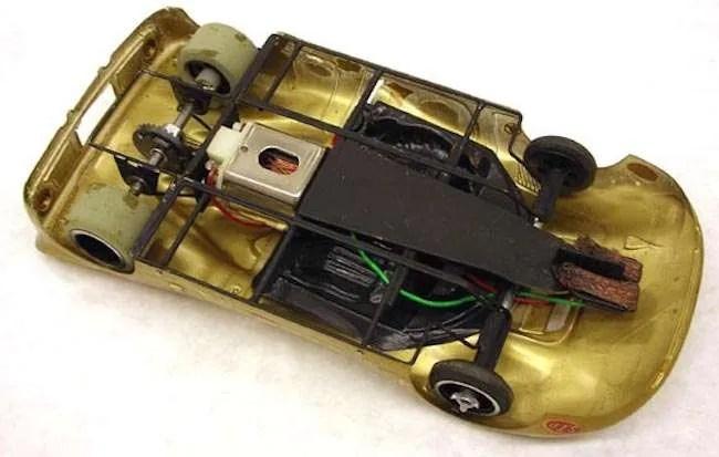 vintage mirage slot car 1960s philip de lespinay
