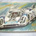 Designer Notes: Heller Porsche 917LH